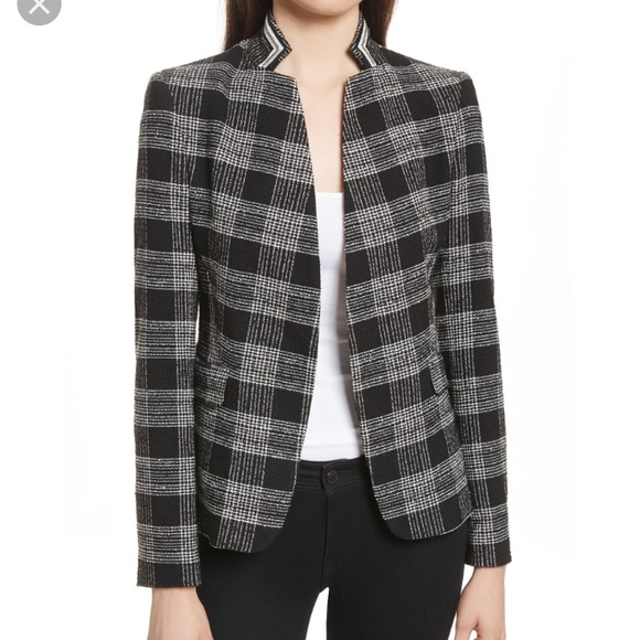 alice+olivia Jackets & Blazers - Alice+Olivia tweed suit jacket*skirt sold separate